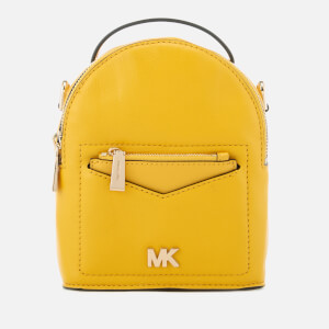 MICHAEL MICHAEL KORS Women's Jessa Extra Small Convertible Backpack - Sunflower