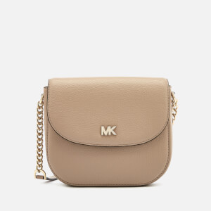 MICHAEL MICHAEL KORS Women's Half Dome Cross Body Bag - Truffle