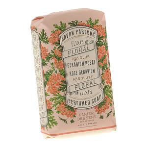 Panier des Sens Savon parfumé au Géranium Rosat