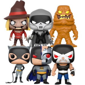 Animated Batman Pop! Vinyl - Pop! Collection