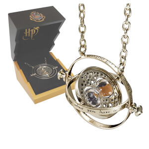 Harry Potter Sterling Silver Replica Time Turner