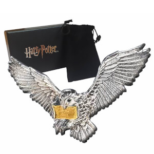 Harry Potter The Flying Hedwig Brooch
