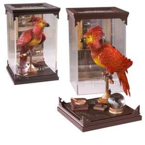 Figura Fawkes - Harry Potter
