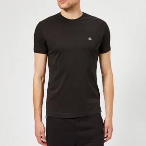 Vivienne Westwood Men's Organic Jersey Peru T-Shirt - Black