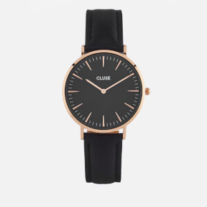 Cluse Women's La Bohème Watch - Black