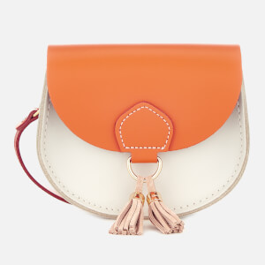 The Cambridge Satchel Company Women's Mini Tassel Bag - Amber Glow/Clay