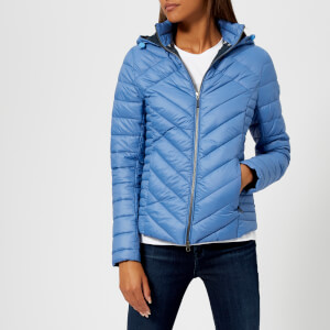Barbour Women's Pentle Quilt Jacket - Shore Blue