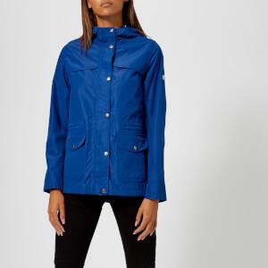 Barbour Women's Lunan Jacket - Sea Blue