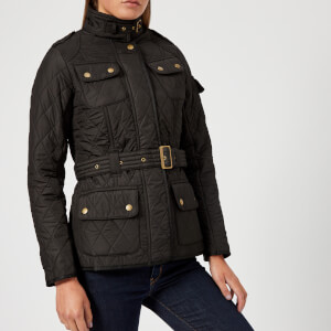 Barbour International Women's Polarquilt Jacket - Black