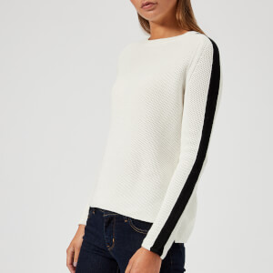 Barbour International Women's Catlina Knitted Jumper - Off White