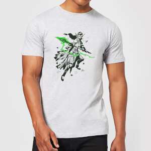 T-Shirt Homme Nissa Design - Magic : The Gathering - Gris