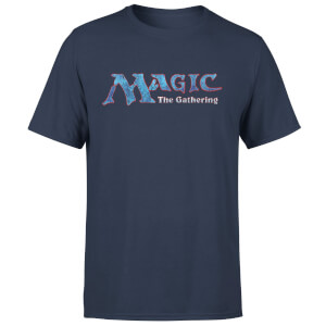 Magic The Gathering 93 Vintage Logo T-Shirt - Blau