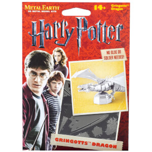 Harry Potter Gringott's Dragon Construction Kit