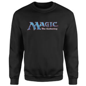 Magic The Gathering 93 Vintage Logo Sweatshirt - Black