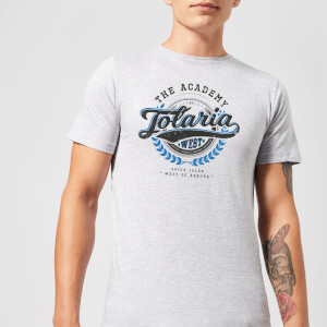 Camiseta Magic The Gathering Tolaria Academy - Hombre - Gris