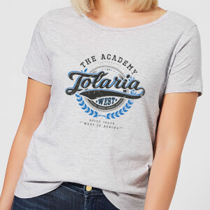 Camiseta Magic The Gathering Tolaria Academy - Mujer - Gris
