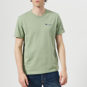 Champion Men's Short Sleeve T-Shirt - Green