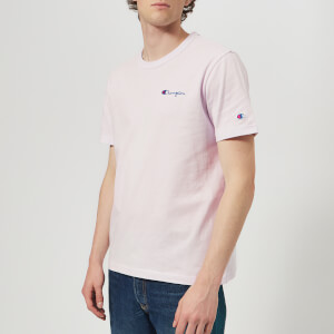 Champion Men's Short Sleeve T-Shirt - Lavender