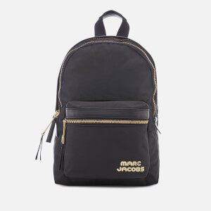Marc Jacobs Women's Trek Pack Medium Backpack - Black