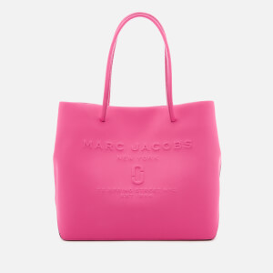 Marc Jacobs Women's East West Tote Bag - Vivid Pink