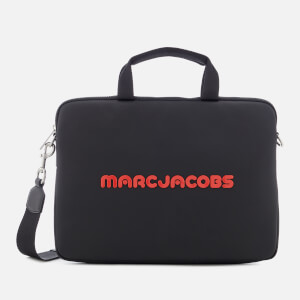 Marc Jacobs Women's 13 Inch Commuter Laptop Case - Black