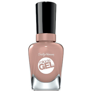 Sally Hansen Miracle Gel Beach Honeymoon Collection Nail Varnish - Nude-Ly Weds 14.7ml