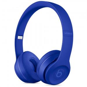 Beats by Dr. Dre Solo3 Wireless Bluetooth On-Ear Headphones - Break Blue