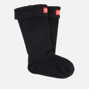 Joules Women's Welton Fleece Welly Socks - Marine Navy