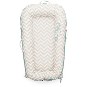 Sleepyhead Grand Pod Spare Cover for 9-36 Months - Silver Lining