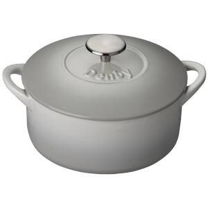 Denby Natural Canvas Cast Iron - 20cm Round Casserole