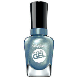Sally Hansen Miracle Gel Sun Baked Collection Nail Polish - Sea Gals 14.7ml