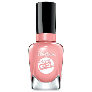 Sally Hansen Miracle Gel Sun Baked Collection Nail Polish - Shell-ebration 14.7ml