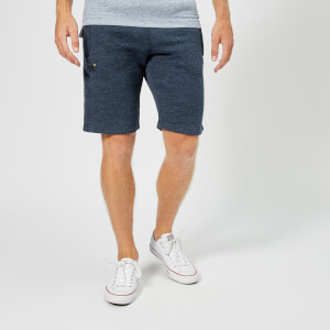 Superdry Men's Orange Label Hyper Pop Shorts - Depths Blue Grit