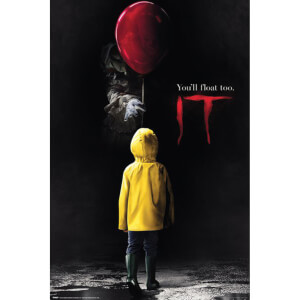 IT Georgie Maxi Poster 61 x 91.5cm