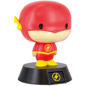 De Flash 3D-personagelamp