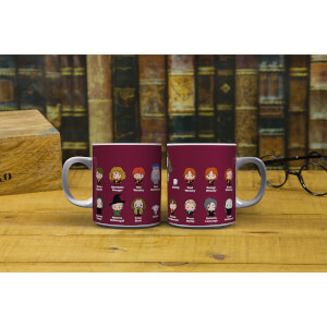 Harry Potter Charakter Tasse