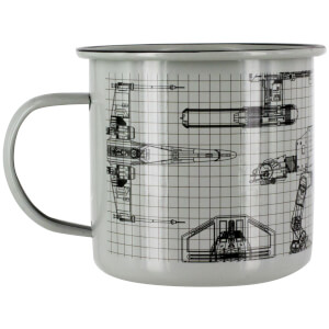 Star Wars Metalltasse