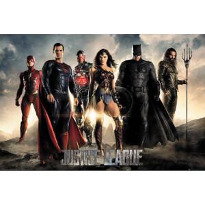 DC Comics Justice League Characters Maxi Poster 61 x 91.5cm