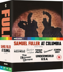 Sam Fuller at Columbia 1937-1961 - Limited Edition