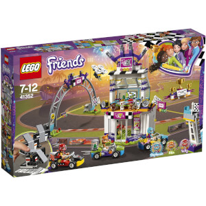 LEGO Friends: Día de la gran carrera (41352)