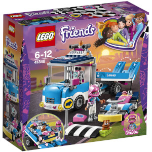 LEGO Friends: Service and Care Truck (41348)