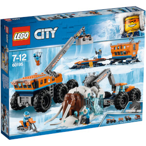 LEGO City: Arctic Mobile Exploration Base (60195)