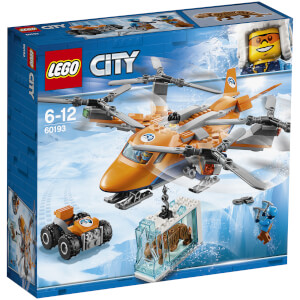 LEGO City: Arctic Air Transport (60193)