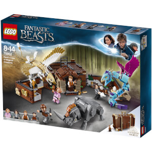 LEGO Fantastic Beasts: Newt's koffer met magische wezens (75952)