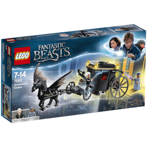 LEGO Fantastic Beasts: Grindelwald's ontsnapping (75951)