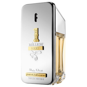 Eau de Toilette 1 Million Lucky Paco Rabanne 50 ml