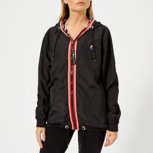 P.E Nation Women's The Steeple Chase Jacket - Black/Print