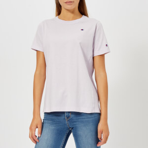 Champion Women's Short Sleeve T-Shirt - Lilac