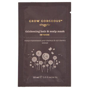 Grow Gorgeous Thickening Hair & Scalp Mask for fuller, thicker looking hair