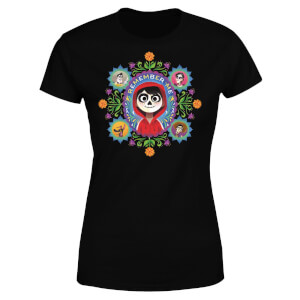 Coco Remember Me Women's T-Shirt - Black